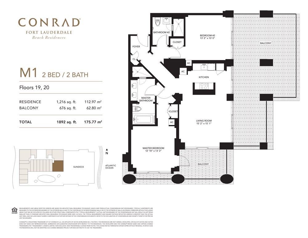 Conrad Fort Lauderdale New Condos For Sale Bogatov Realty