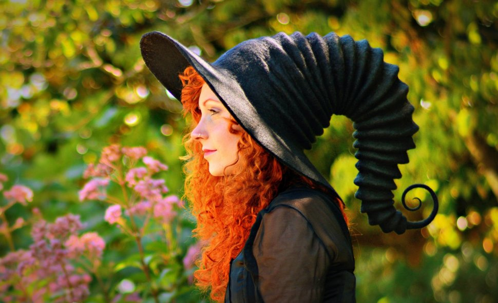 3a9c75f7c235f Kate s bewitching hats are available through her Etsy shop and her website.  Prices start at  350. She offers payment plans for people who want her art  ...