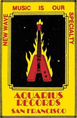 e32f04bde Aquarius Records t-shirt: