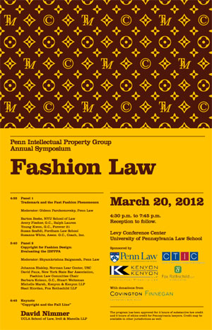 Louis Vuitton Threatens Law School Over Parody Poster Boing Boing
