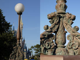 Deep design analysis of Walt Disney World's lighting fixtures