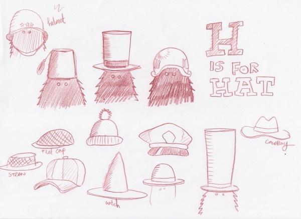 Hat Sketch