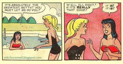 Vintage sex comics