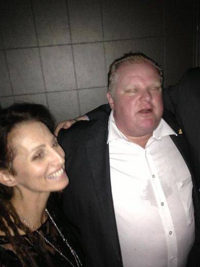 Toronto Mayor Rob Ford's long history of public drunkenness and brawling