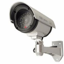 Fake security cameras