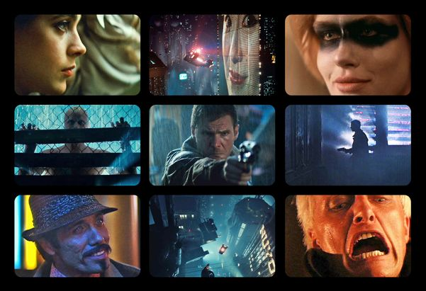 9 Film Frames: screen grabs from cult movies / Boing Boing