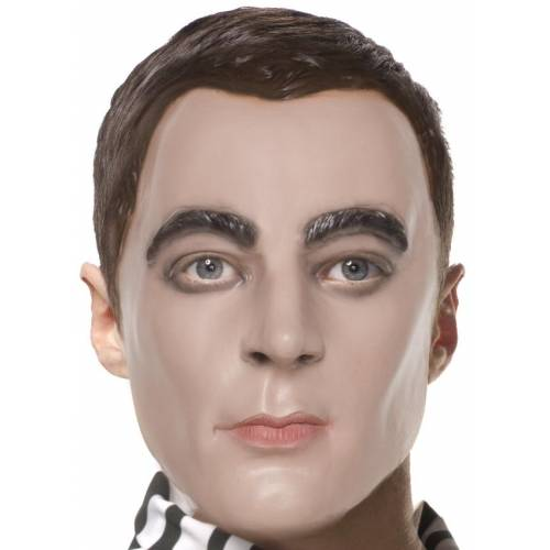 Sheldon Cooper mask