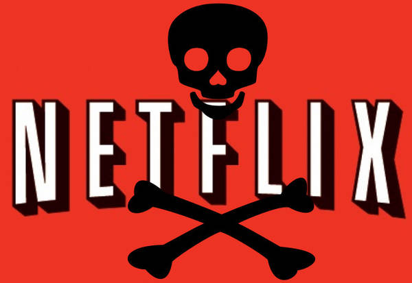 Netflix uses piracy stats to choose its programming