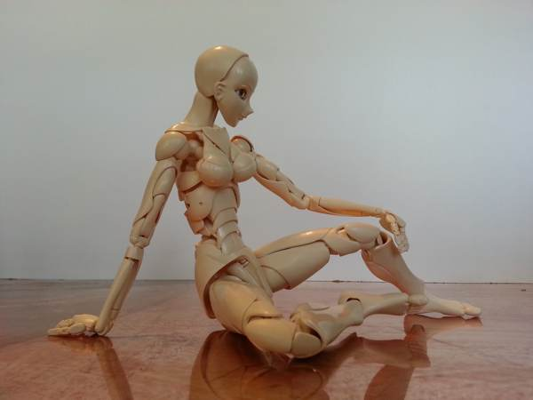 Review of a figure drawing posable mannequin