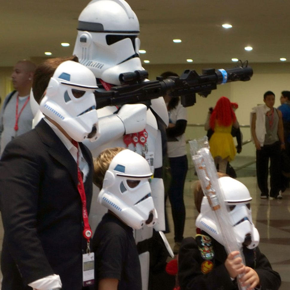 Gallery: New York Comic-Con in pictures