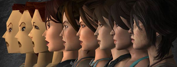 Lara Croft Throughout The Gaming Ages  Boing Boing-8569