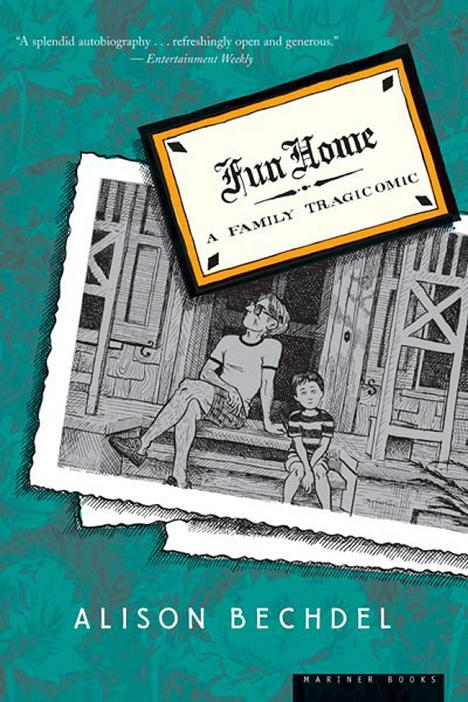 """South Carolina legislature confiscates budget of college for assigning Alison Bechdel's """"Fun Home"""" as a reading"""