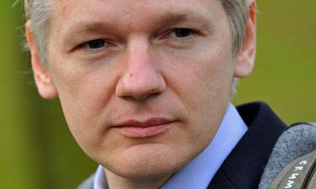 Wikileaks founder Julian Assange, 2011. Toby Melville/Reuters