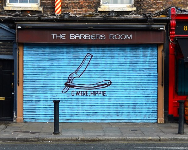 Dublin-barbershop