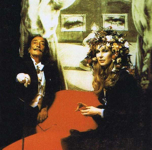 Photos from the Rothschilds' 1972 surrealist ball / Boing Boing