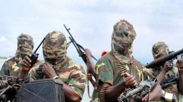 Islamist Boko Haram militants. Photo: Reuters