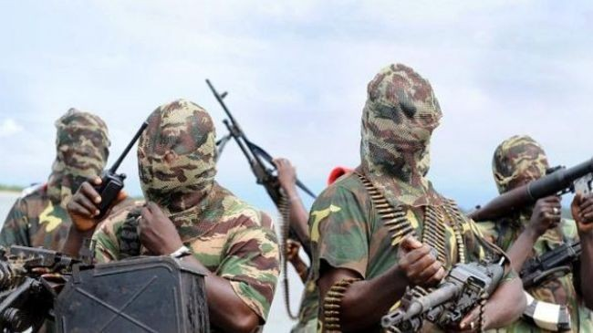 Boko Haram militants. Photo: Reuters