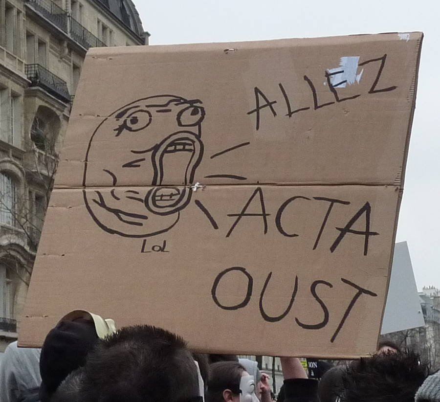 How Advocacy Beat Acta In Europe Boing Boing