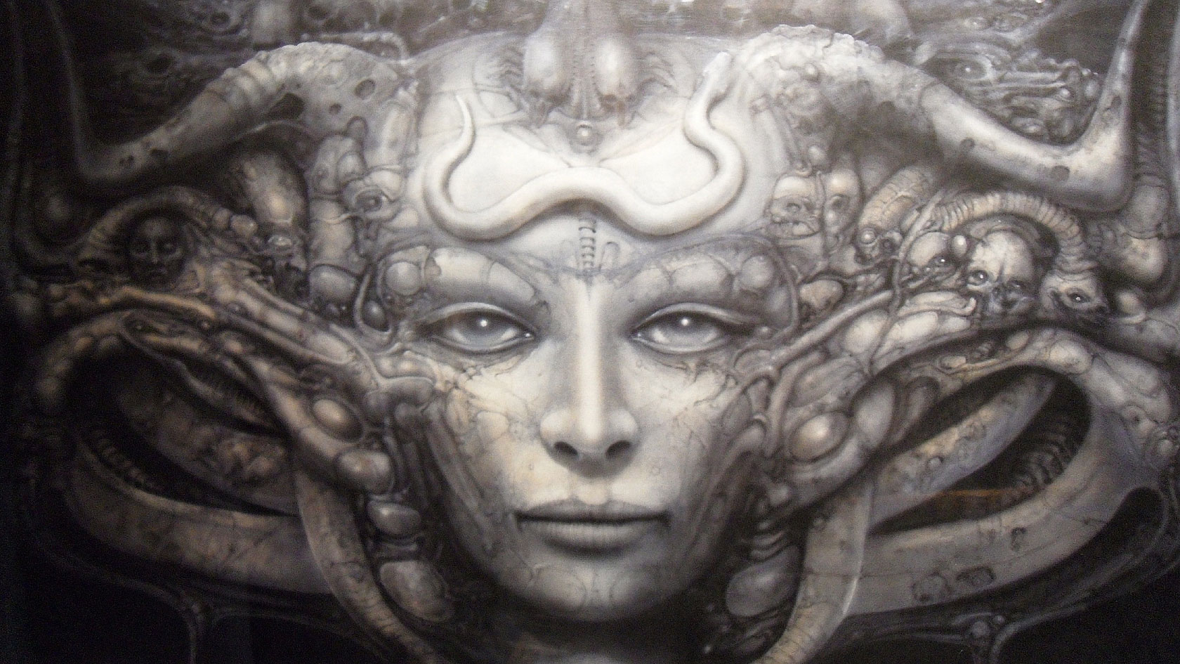 A biography of h r giger