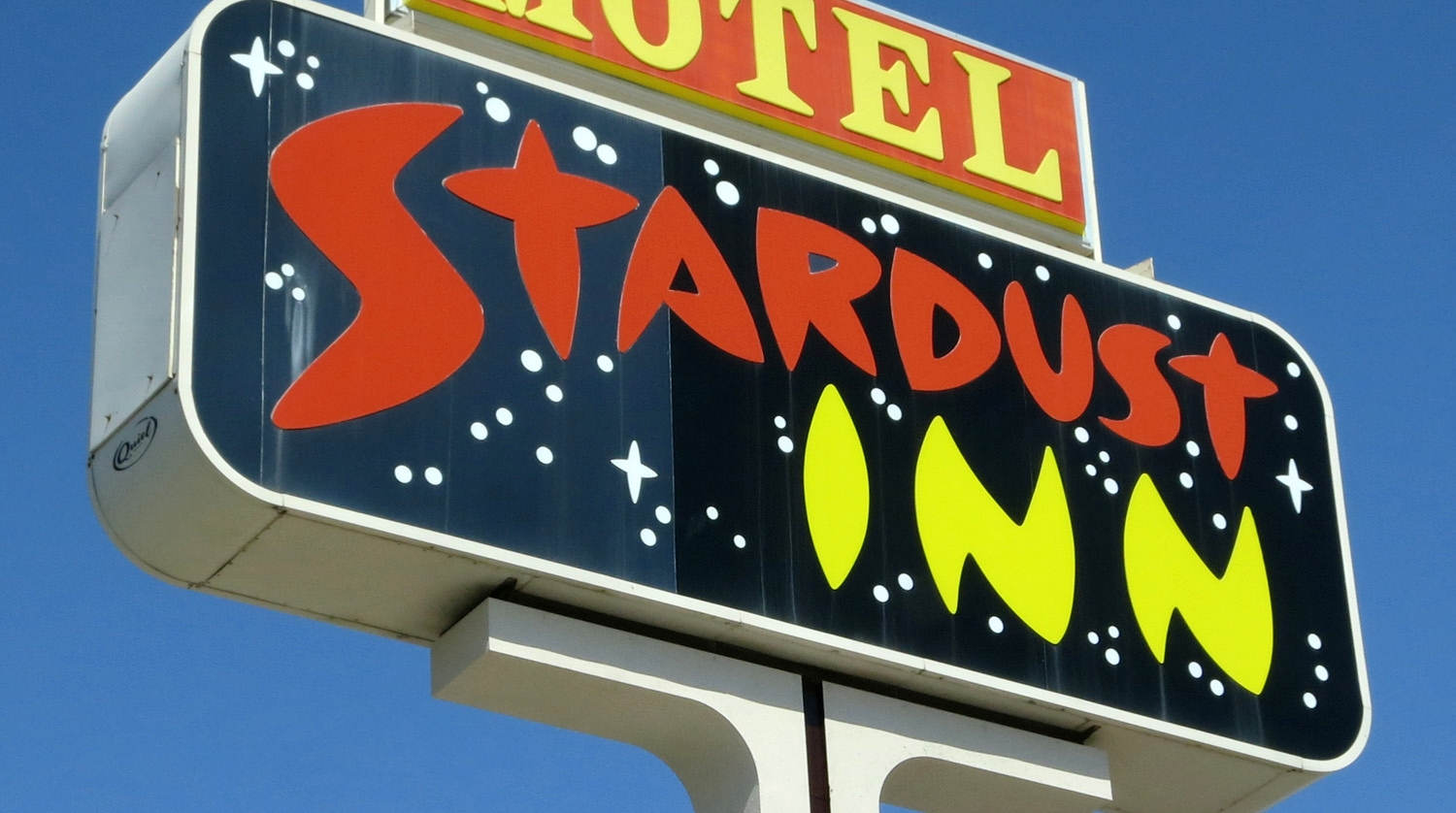 The sad old motels of Barstow, California