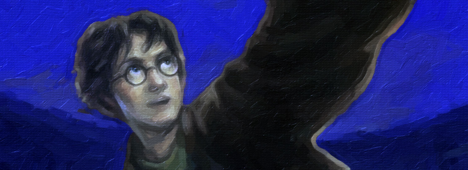 How Harry Potter shaped a generation / Boing Boing