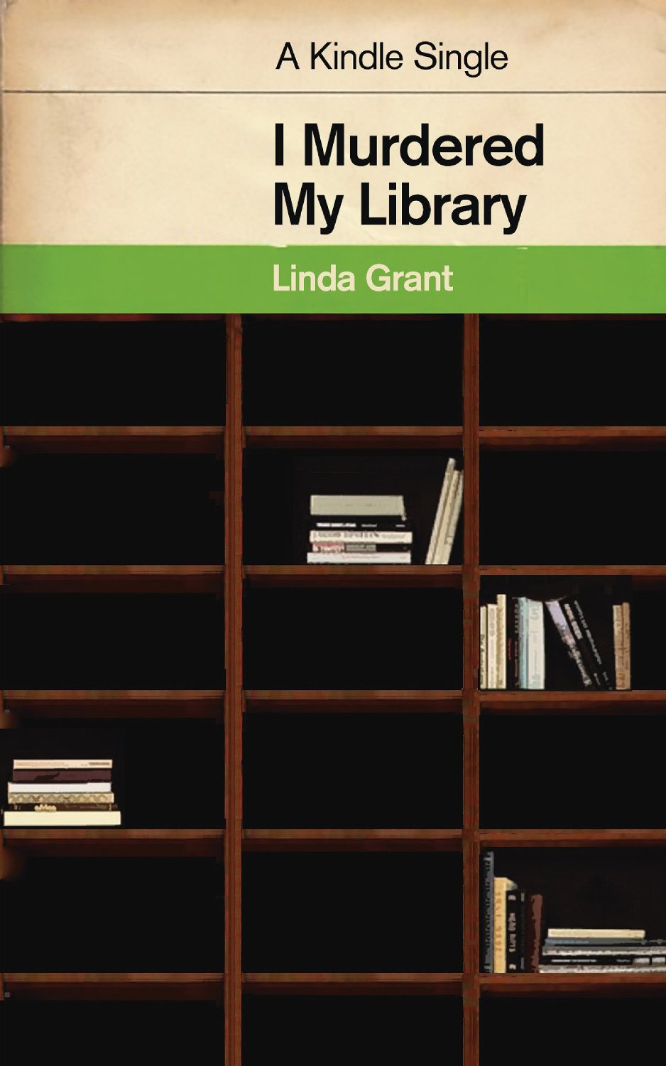 I Murdered My Library