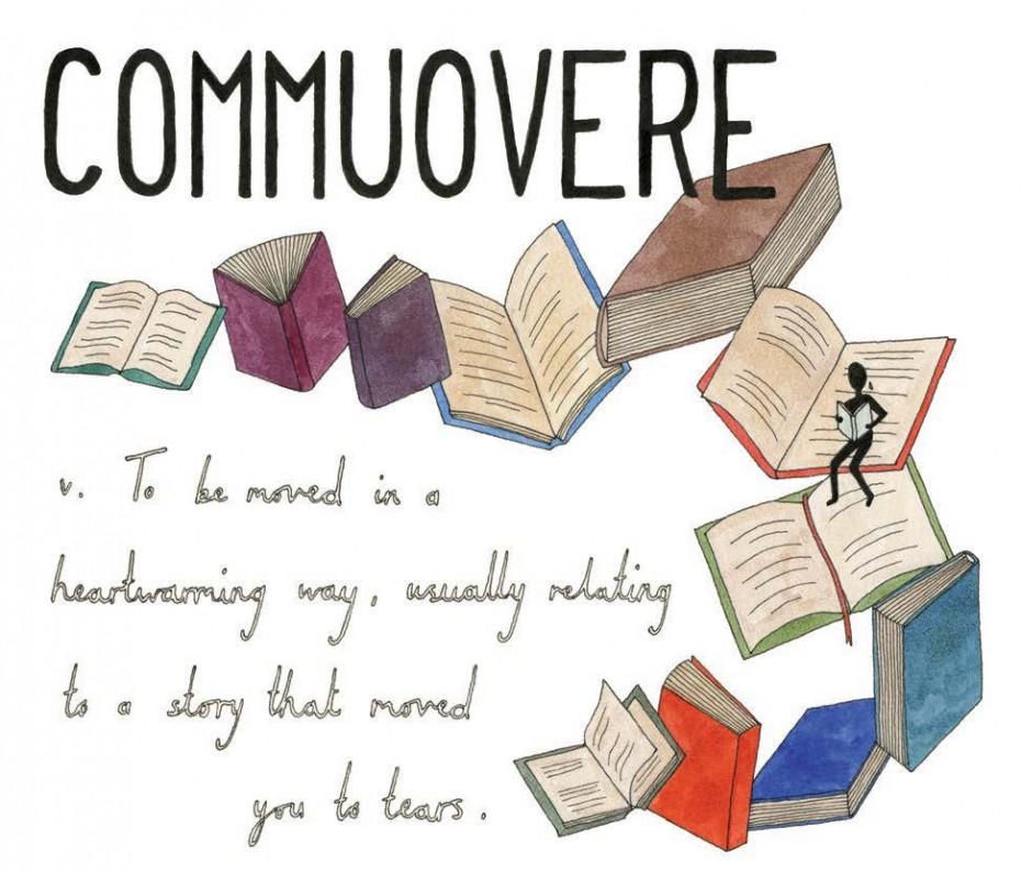 Commuovere - Italian, verb