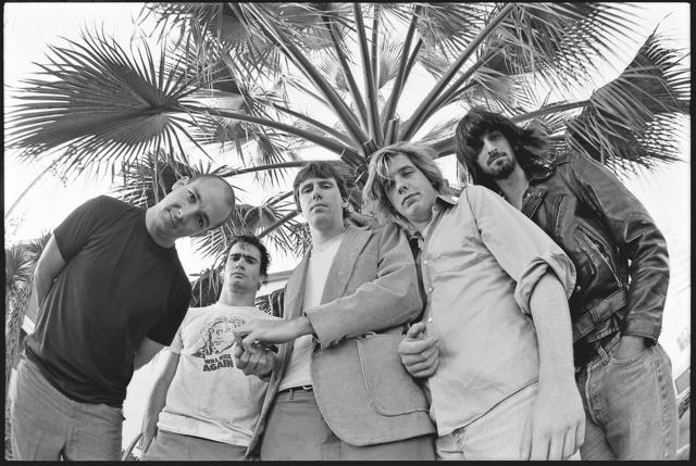 Black Flag, 1982, Redondo Beach