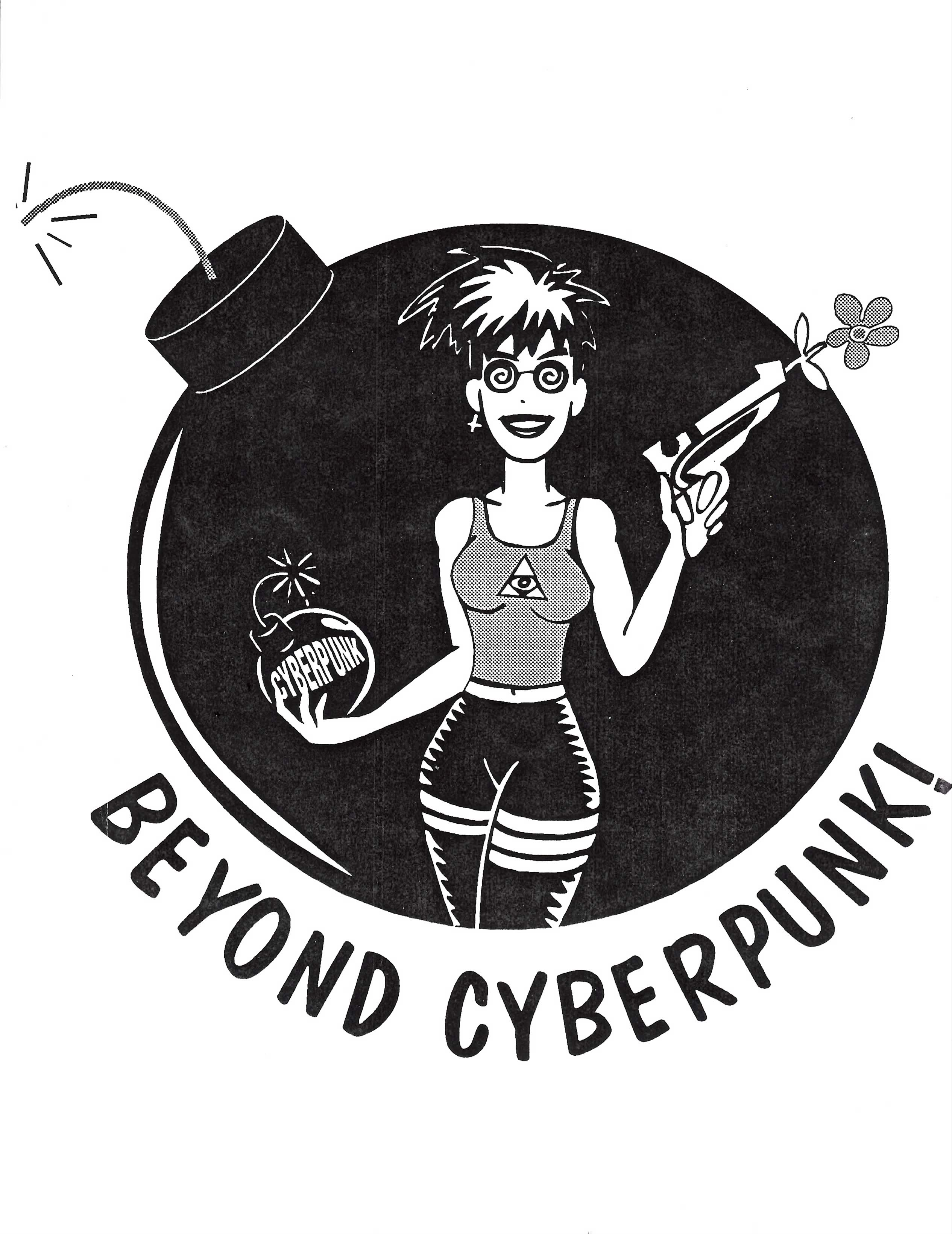 Into the Future! The Making of Beyond Cyberpunk! / Boing Boing