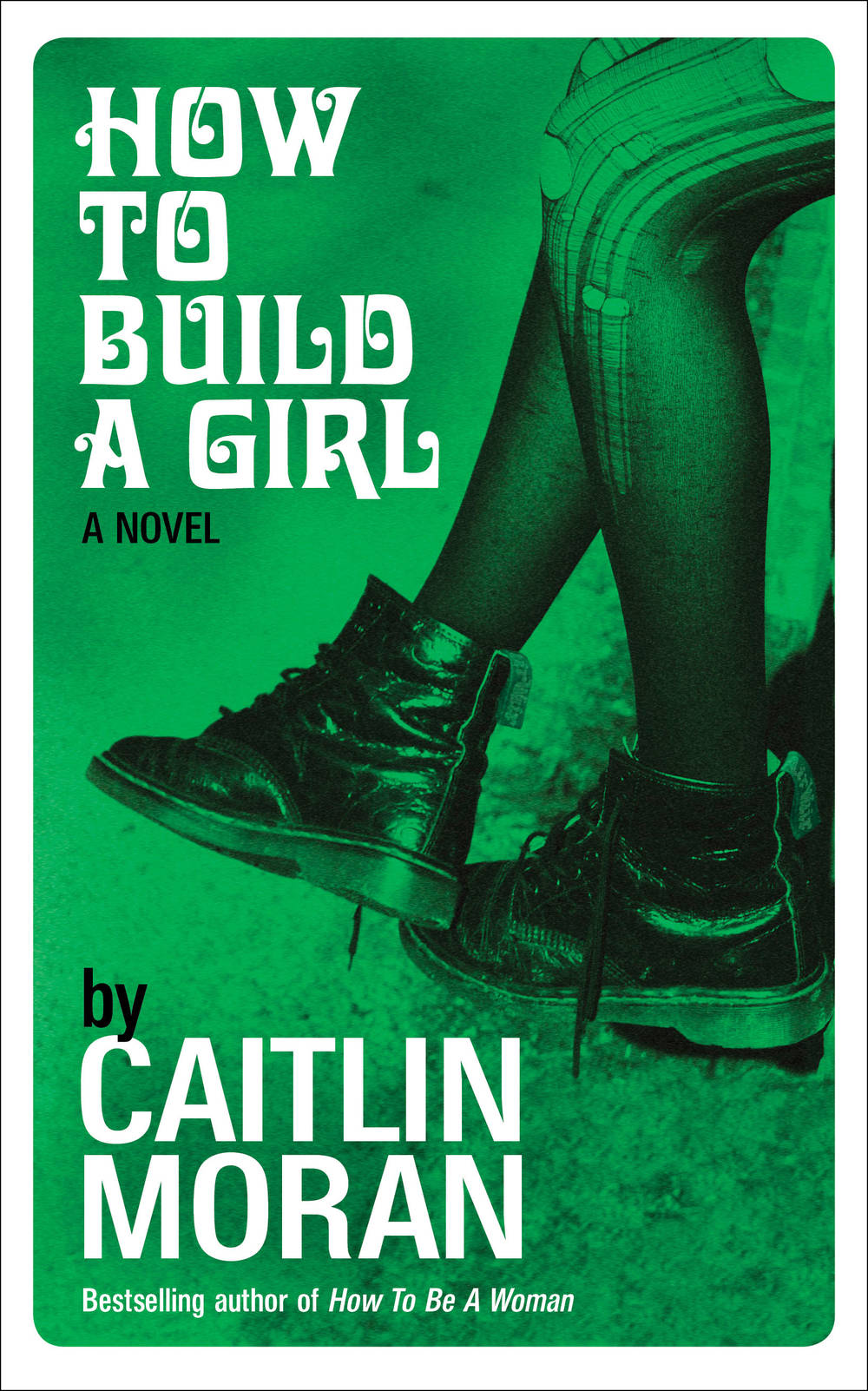How To Build a Girl book cover