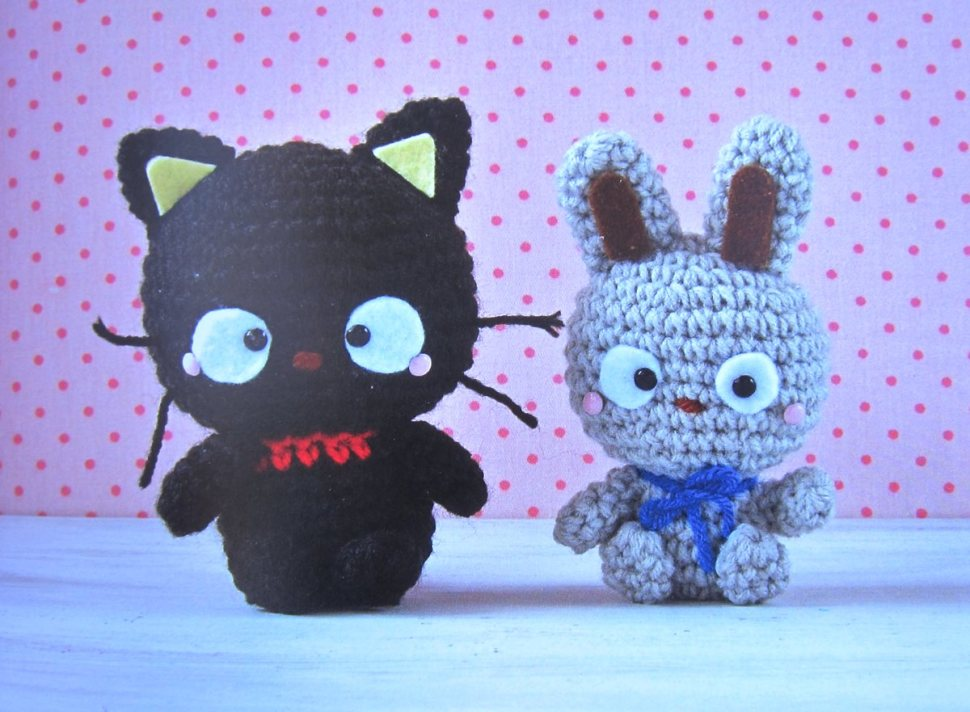 Book Of Supercute Crochet Patterns For Sanrio Friends Boing Boing