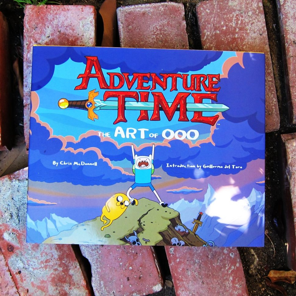Adventure Time The Art Of Ooo Concept Art And