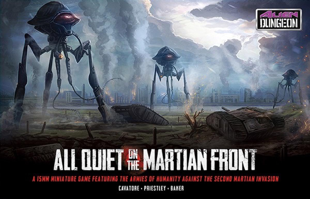 All Quiet on the Martian Front / Boing Boing
