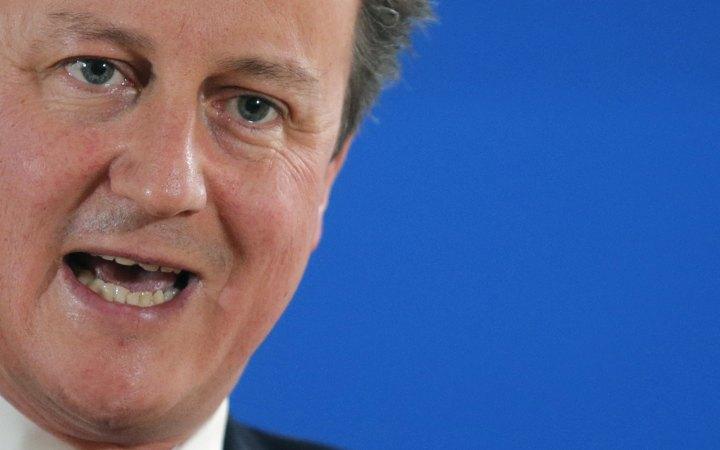 UK Prime Minister David Cameron (Reuters)