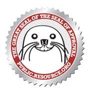 The Great Seal of the Seal of Approval