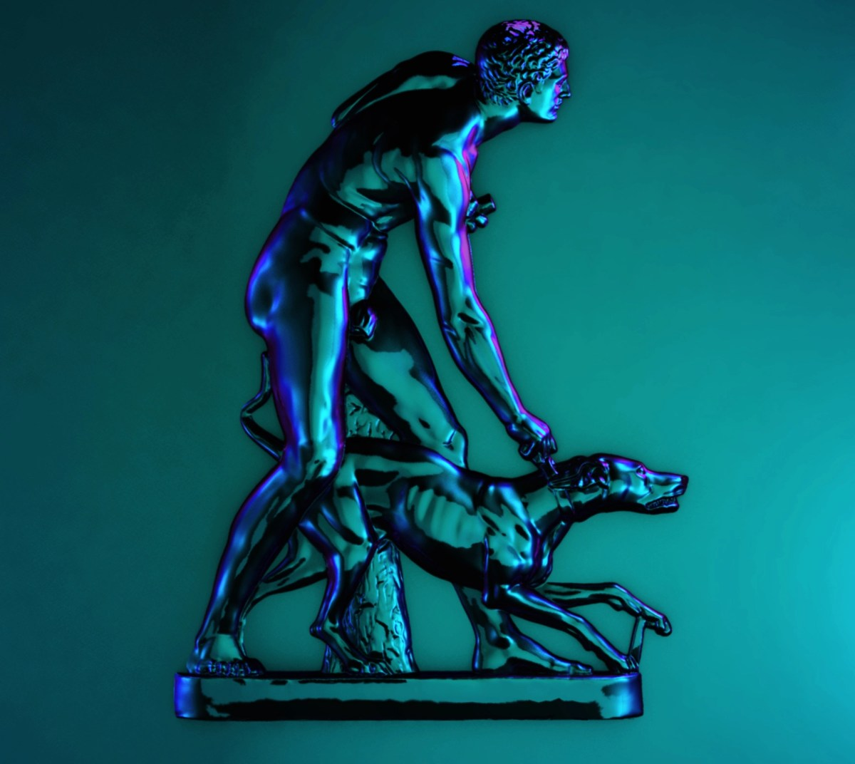 Open-source 3D scans of museum items generate amazing new creative works