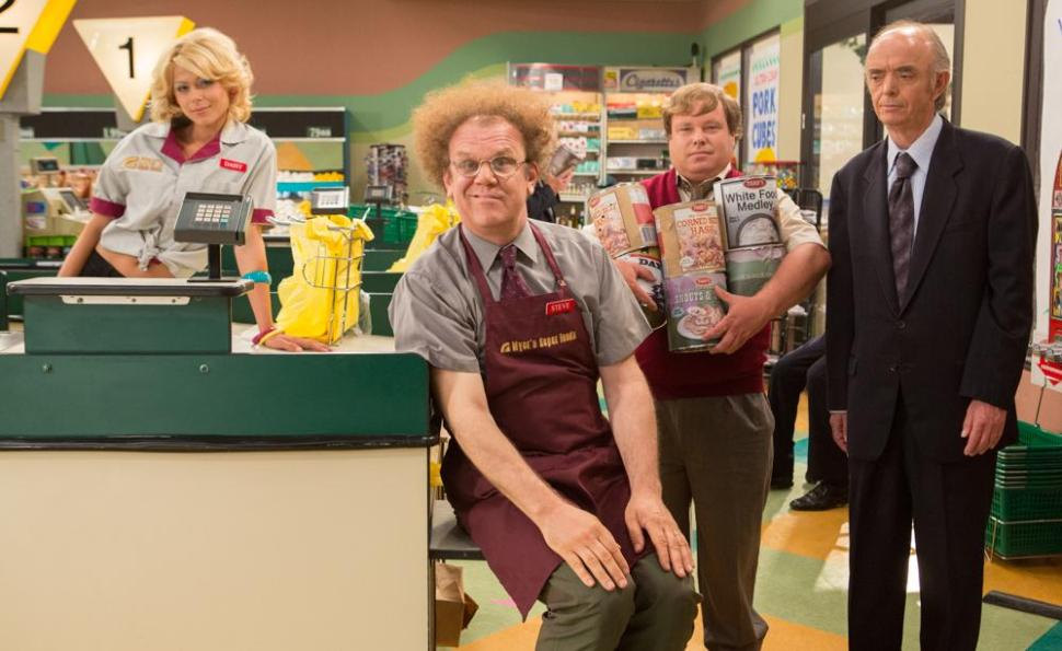 Brule and the gang at Meyer's Superfoods.