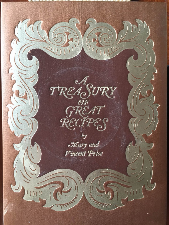 A Treasury of Great Recipes