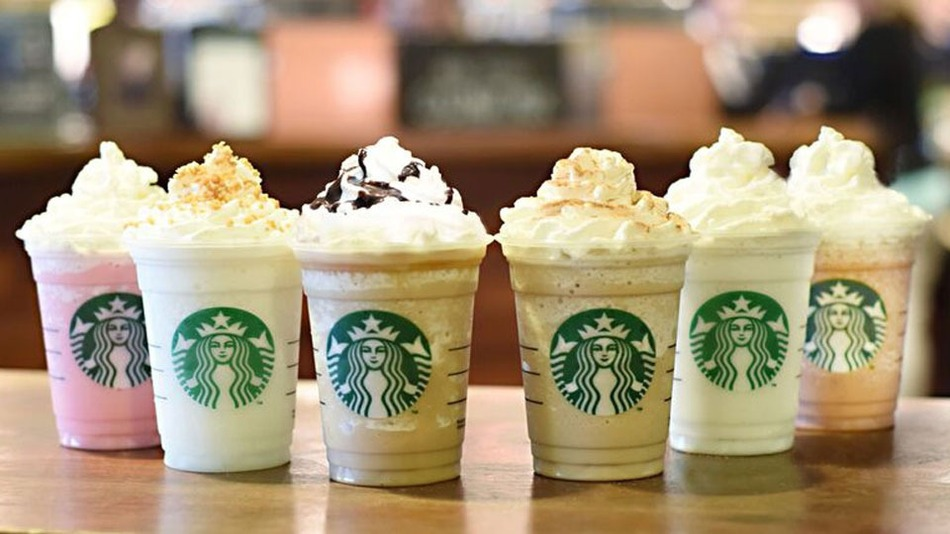 Cotton Candy Frappuccinos Introduced At Starbucks Plus 5 Other Sickly Sweet Flavors Boing