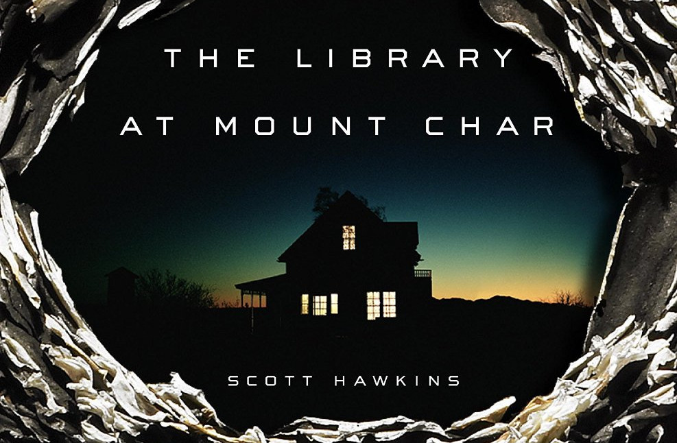Library at Mount Char: urban fantasy that has the magic
