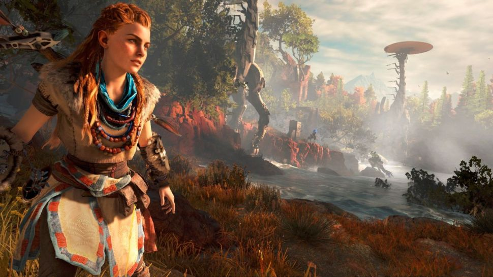 From Guerilla Games' Horizon Zero Dawn