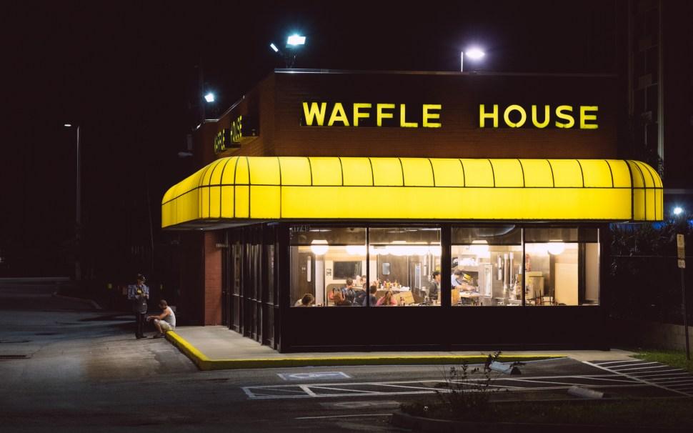 """""""Waffle Nights,"""" Ahmed Hashim, Flickr."""