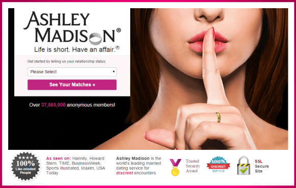 Resultado de imagem para the impact team ashley madison