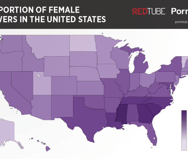Nsfw Survey Shows What Women Want In Porn Pornhub And Redtubes