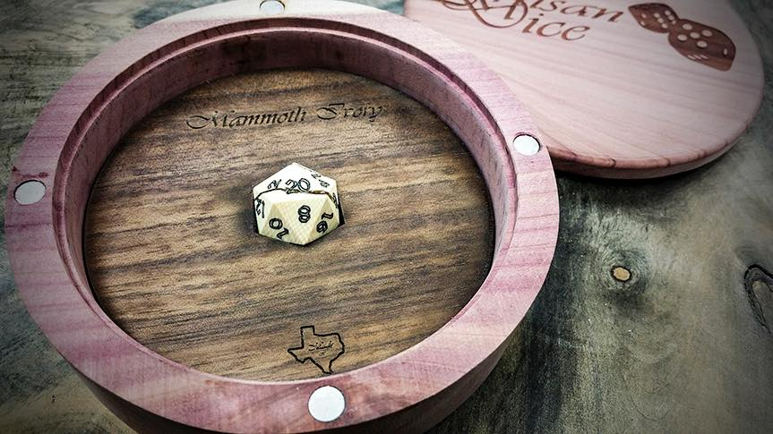 Mammoth-Ivory-D20-in-Box