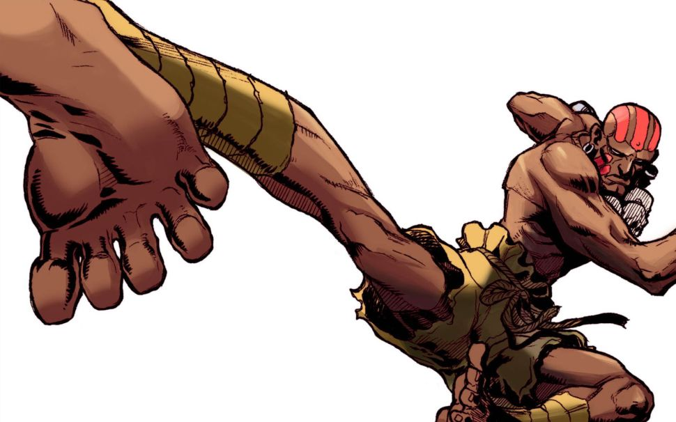 Dhalsim-Street-Fighter-II