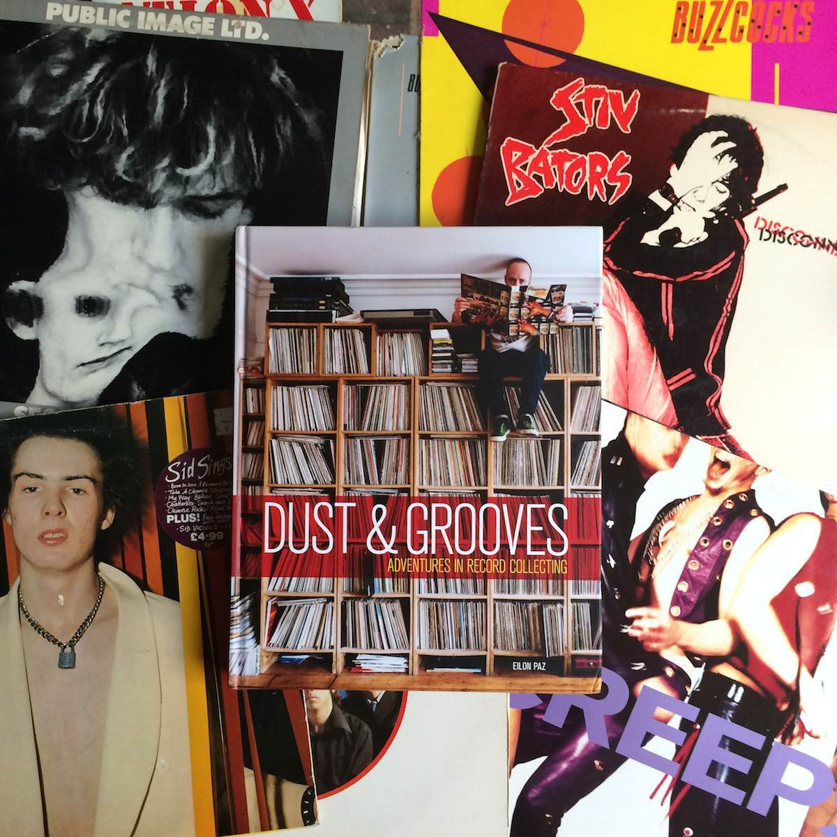 Dust and Grooves: fantastic photo book about vinyl record collectors
