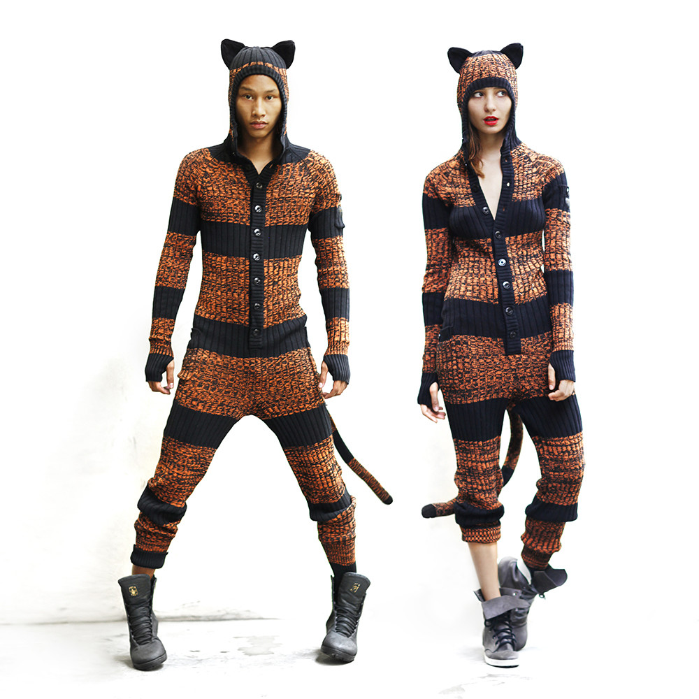 Knit Animal Onesies Boing Boing