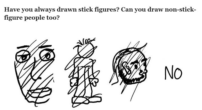 Randall Munroe does a Q&A with stick-figure comics / Boing