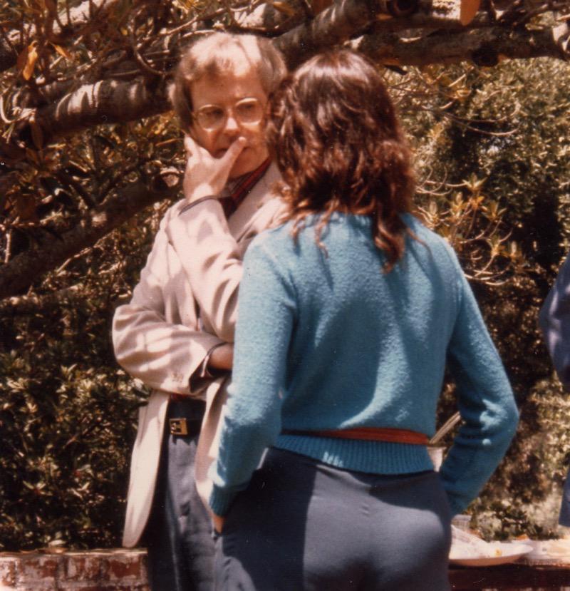 Ralph Metzner, Stephanie Bernstein